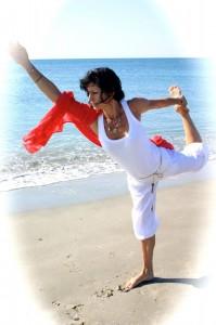 Marie-Ange Vito, professeur de yoga