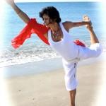 Marie-Ange Vito, professeur de yoga à Montpellier
