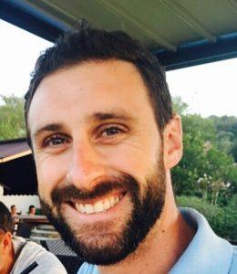 Damien Serres, intervenant cours de yoga à Montpellier